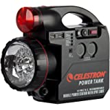 Celestron - PowerTank Telescope Battery - 12V Portable Power Supply for Computerized Telescopes - 7-amp hour/84 Wh - Car Batt