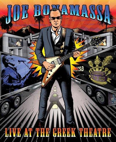 Blu-ray : Joe Bonamassa - Live At The Greek Theatre (Blu-ray)