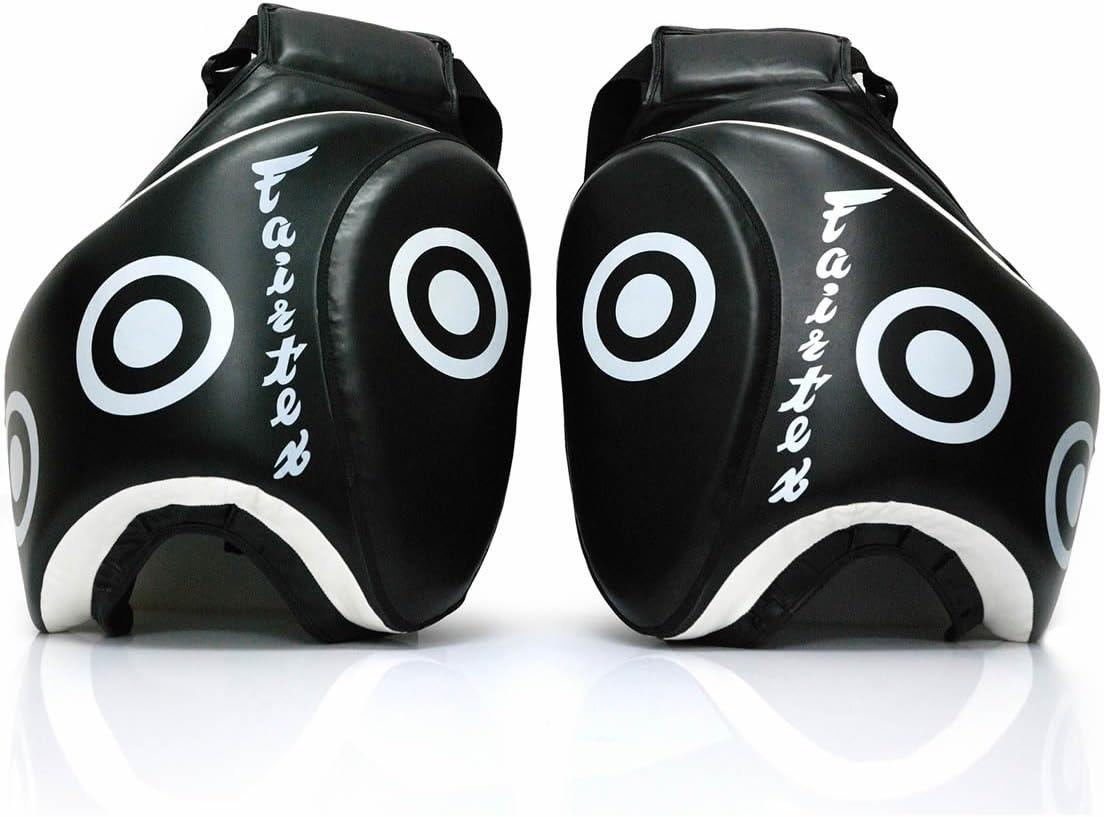 【公式ショップ】Fairtex Thigh Pads 黒