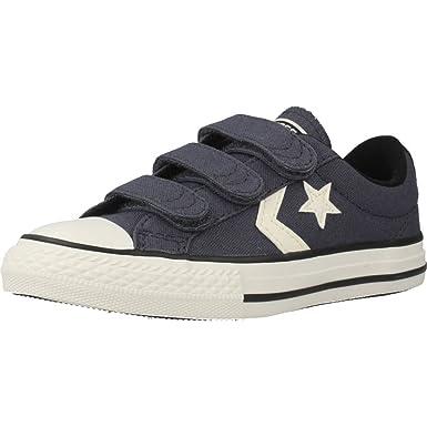 18154cdfc39c5 ... sale basket color blue marca converse modelo basket converse chuck  taylor star player 3v 41824 c750b