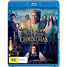 The Man Who Invented Christmas | Dan Stevens | NON-USA Format | Region B Import - Australia