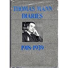 Diaries, 1918-1939