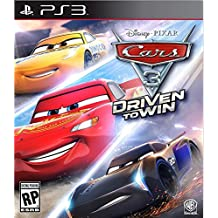 Cars 3: Driven to Win - PlayStation 3 - Standard Edition