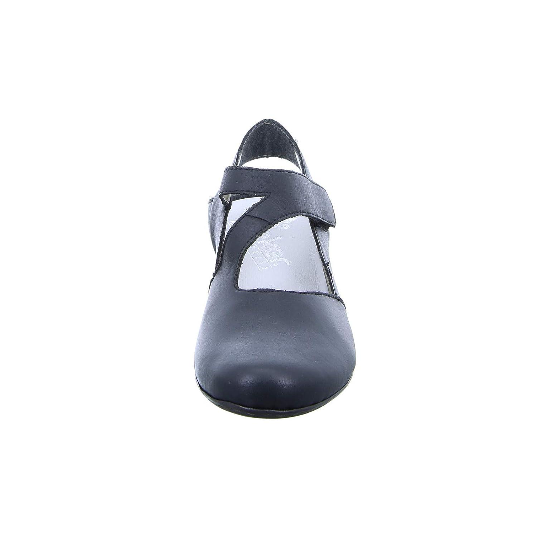 Rieker 41779-01, Zapatos de Talón Talón Talón Abierto para Mujer 11248b