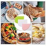 3 Pcs Dough Cutter Scraper, Multipurpose Plastic