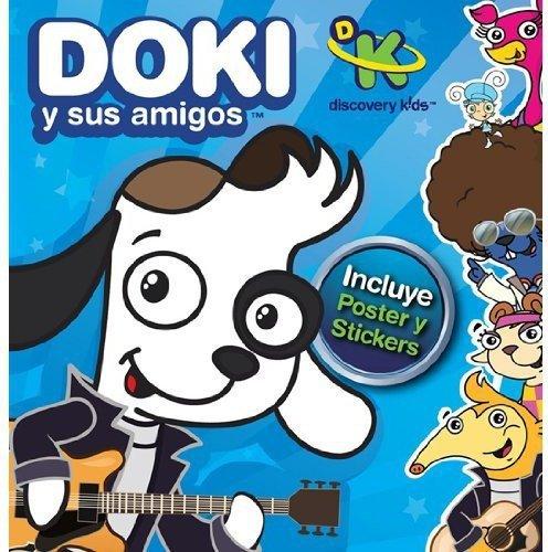 CD : Doki - Doki Y Sus Amigos (CD)