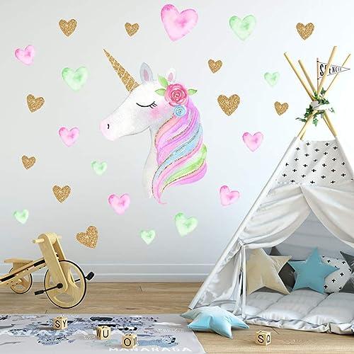Cute Unicorn Decor Amazon Com