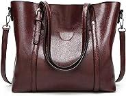 TcIFE Purses for Women Handbags Satchel Shoulder Tote Bags
