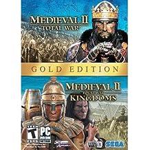 Medieval II Gold Pack (Total War, Total War Kingdoms) - PC