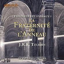 La fraternité de l'anneau (Le seigneur des anneaux 1) | Livre audio Auteur(s) : J. R. R. Tolkien Narrateur(s) : Thierry Janssen
