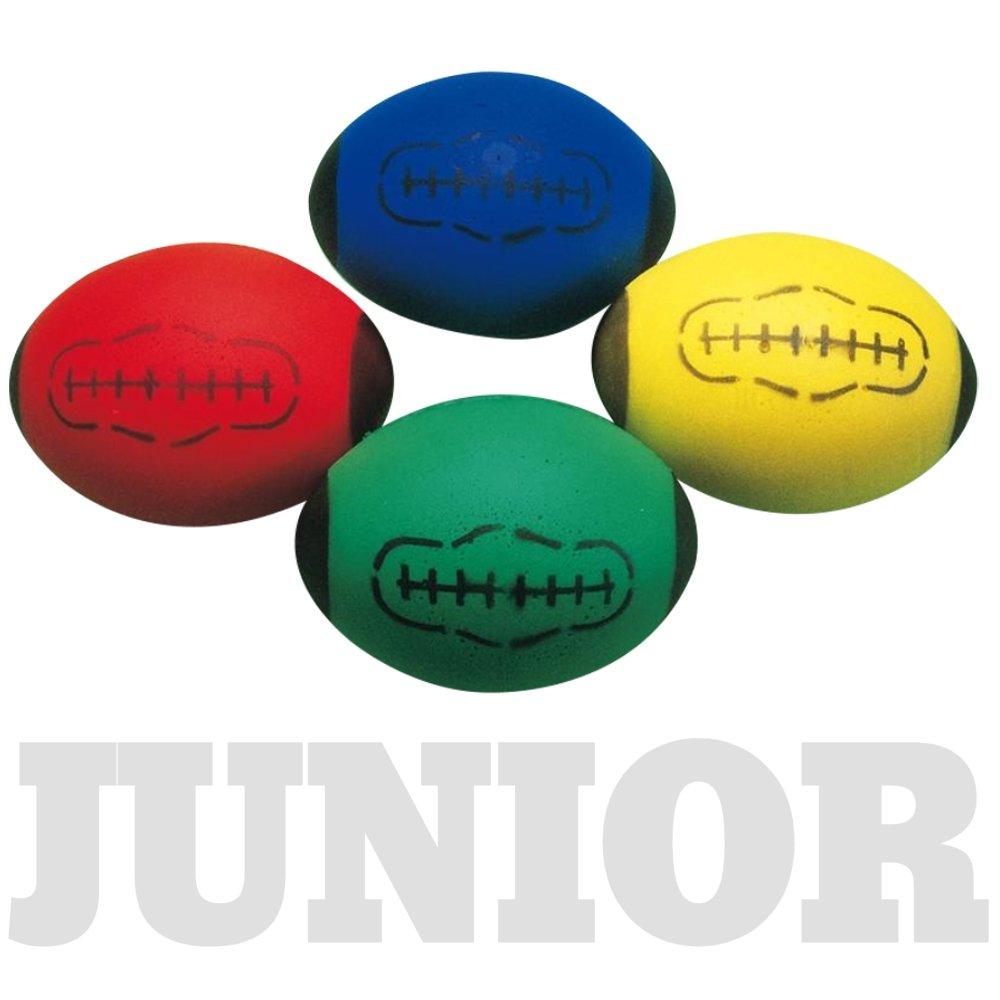 ジュニアFoamラグビーボールパックof 4