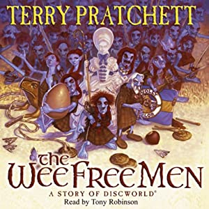 The Wee Free Men Audiobook