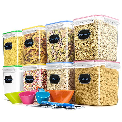 Cereal Container Food Storage