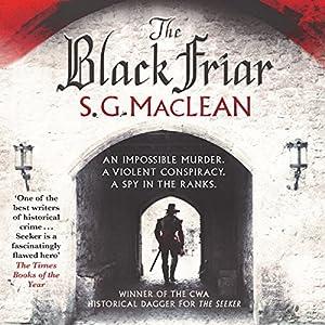 The Black Friar Audiobook