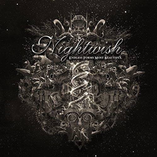 CD : Nightwish - Endless Forms Most Beautiful (CD)