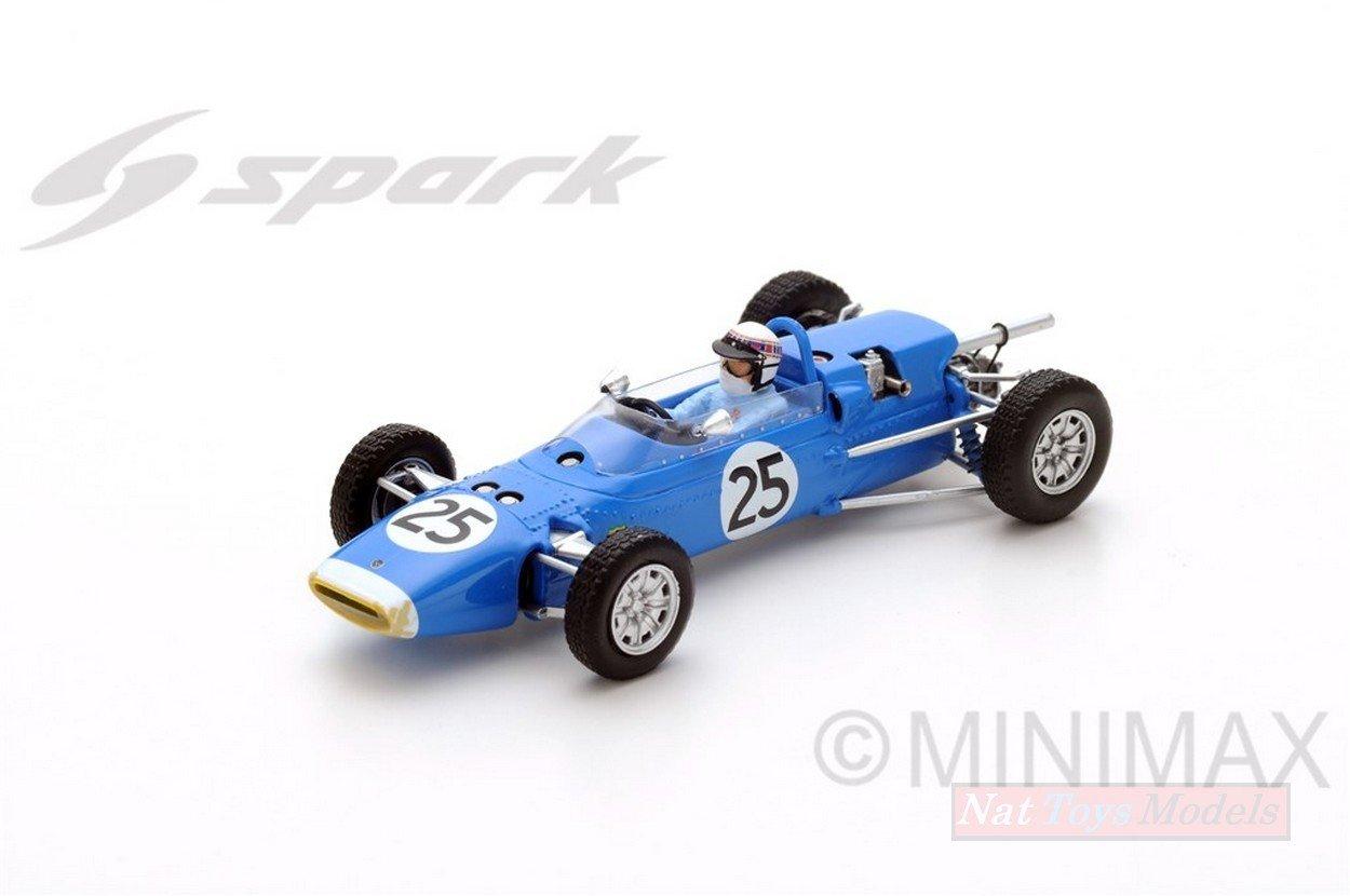 Spark S5412 Matra MS1 – Test 1958 gewann 1965 – Maßstab 1/43, blau