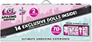L.O.L. Surprise Amazing Surprise with 14 Dolls, 70+ Surprises & 2 Playset