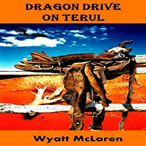 Dragon Drive on Terul Audiobook