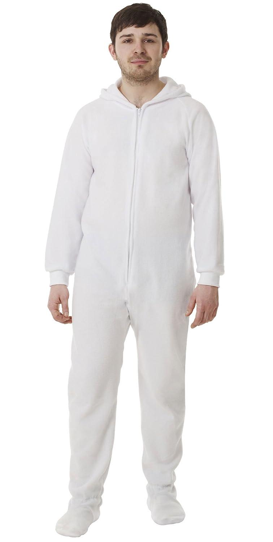 197759322f03 White Feet Pajamas Adult