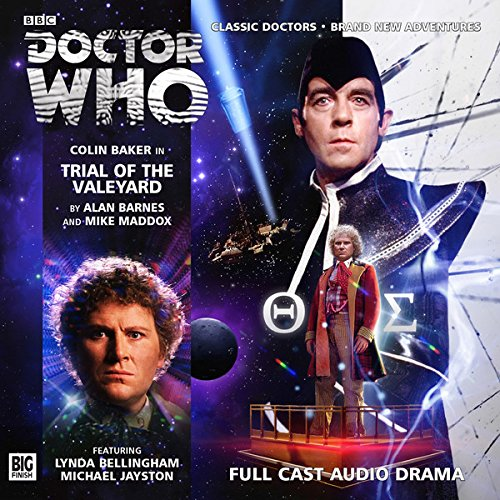 Download Trial of the Valeyard (Doctor Who) PDF
