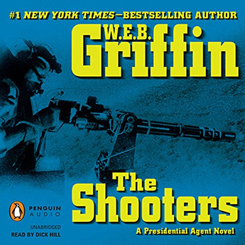 The Shooters Audiobook [Free Download by Trial] thumbnail