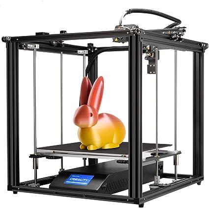 Aibecy Creality 3D Ender-5 Plus Impresora 3D Kit de bricolaje 350 ...