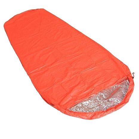 WINOMO Actividad al abierto momia Camping alpinismo riflessione térmica Saco de dormir Campo attrezzature Picnic manta