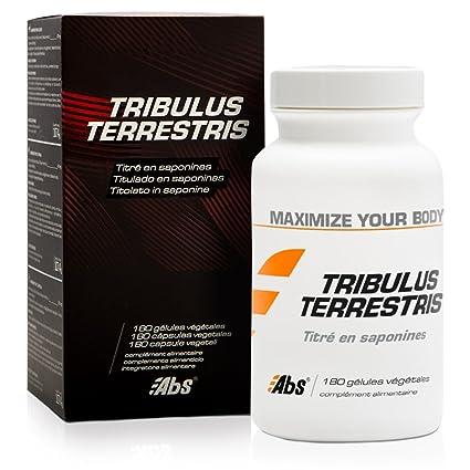 TRIBULUS TERRESTRIS * Estimulante natural de testosterona * Altamente titulado en saponinas (40%)