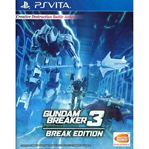 PSVITA Gundam Breaker 3 Break Edition (English Subtitle) for Playstation Vita