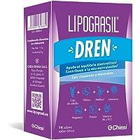 LIPOGRASIL Dren, Ingredientes Origen Natural, Equilibrio Electrolítico, Complemento Alimenticio, Salud y Cuidado…