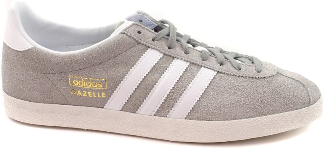 Ballena barba girar documental  Amazon.com | adidas Gazelle OG Grey Suede Rare Retro Sneakers-Grey-8 | Shoes