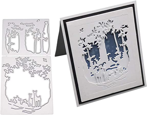 Cutting Dies Carbon Steel Stencils DIY Scrapbook Album Paper Card Embossing Craft