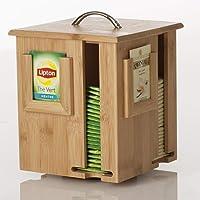 2 en 1: Distribuidor y Mostrador de bolsas