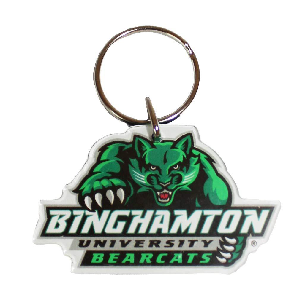 NCAA Binghamton Bearcats Premium Acrylic Key Ring
