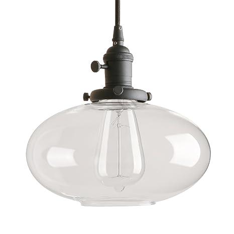 Pathson - Lámpara de techo colgante para barra de bar de ...