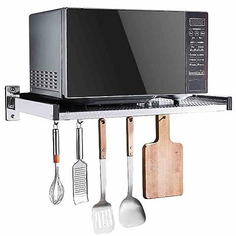 Estantes de cocina Estantería 304 de acero inoxidable ...