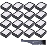 I clean i7 Roomba Replacement Parts,16pcs Filters for iRobot Roomba E6 6198, i7 (7150), i7+ (7550), E5 Robot Vacuum- Wi…