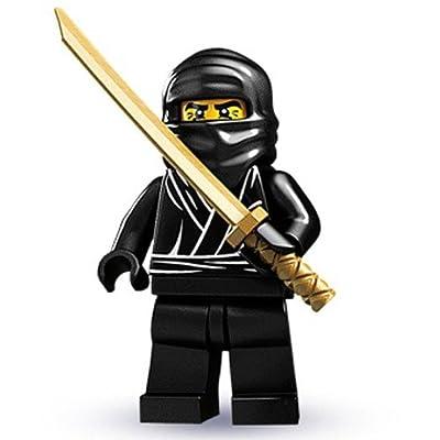 LEGO 8683 Minifigures Series 1 - Ninja: Toys & Games