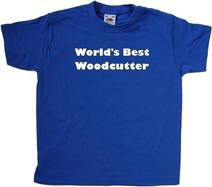 World/'s Best Woodcutter T-Shirt
