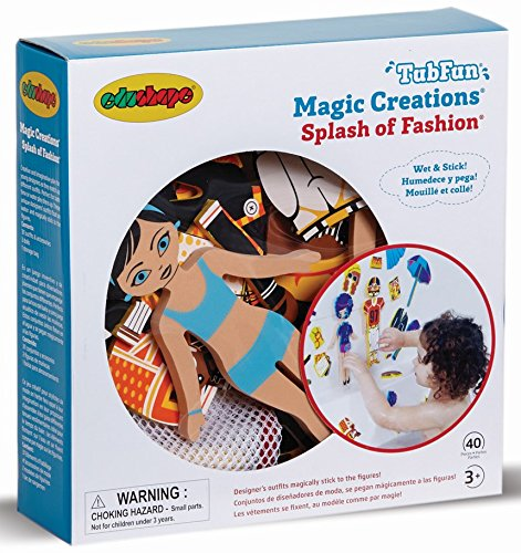 EDUSHAPE Magic Creation-Splash of Fashion 547023