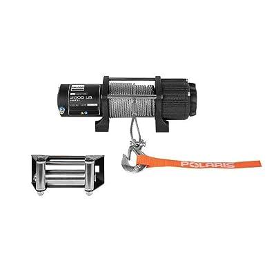 Genuine Polaris Sportsman 450 570 SP X2 HD 2,500 Lb. Winch Kit - 2880432: Home Improvement