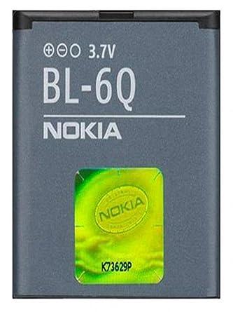 nokia bl 6q 970mah lithium ion battery bl 6q amazon co uk rh amazon co uk 6 Qt Ice Cream Freezer KitchenAid 6 Qt Mixer