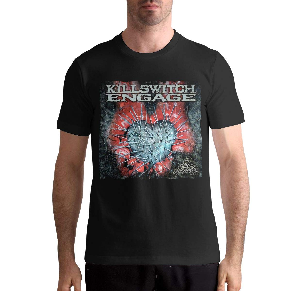 Killswitch Engage T Shirts S Tops Short Sleeved Round Neck Tee