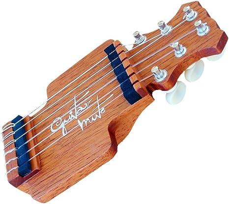 Francisco Molina Guitar Mute - Accesorio de práctica para guitarra ...