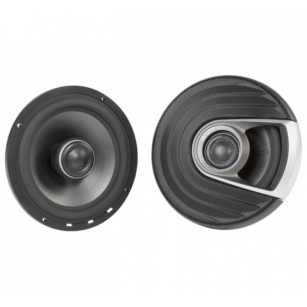Polk Audio MM1 Series 6.5 Inch 300W Coaxial Marine Boat ATV Car Audio Speakers MM652
