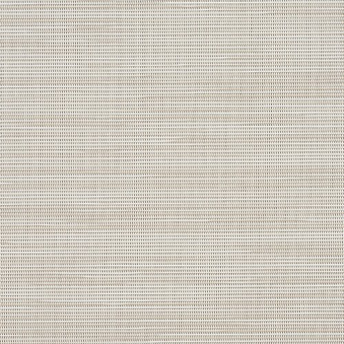 SL001 Ivory Woven Sling Vinyl Mesh Outdoor Furniture Fabric by The Yard (Best Material For Furniture)