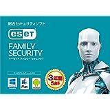 ESET ファミリー セキュリティ | 5台3年版 | カード版 | Win/Mac/Android対応