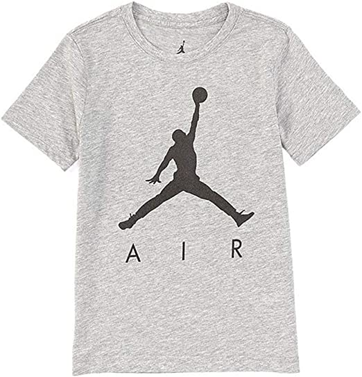 Jordan Boys Graphic Print Short Sleeve Crewneck Shirt