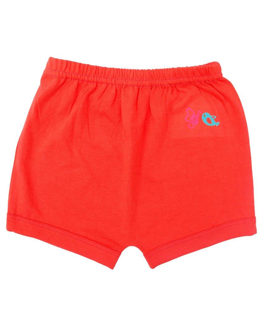 Sofie & Sam Organic Cotton Combo Baby Tee & Shorts BSC+BSH+BTSC