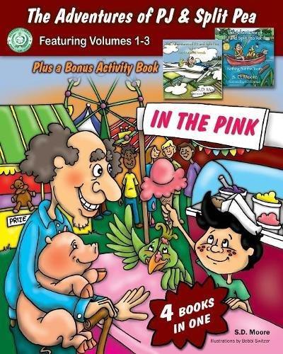 Read Online The Adventures of PJ and Split Pea Vol. III: In the Pink ebook